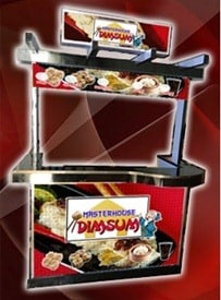 masterhouse dimsum food cart