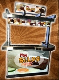 silog & sisig food cart package