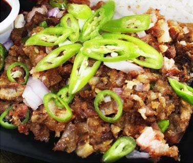 sisig-food