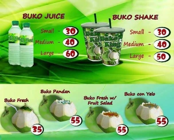Starting a Coconut Juice Production Company – Sample Business Plan Template