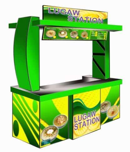 Lugaw Station Food Cart Franchise