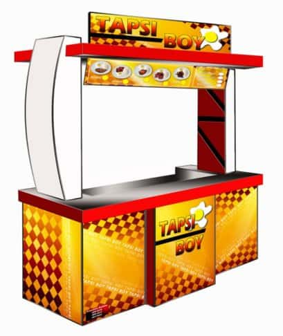 Tapsi Boy Food Cart Franchise