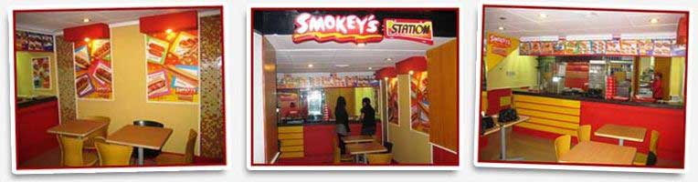Smokey's Food Station Franchise Package