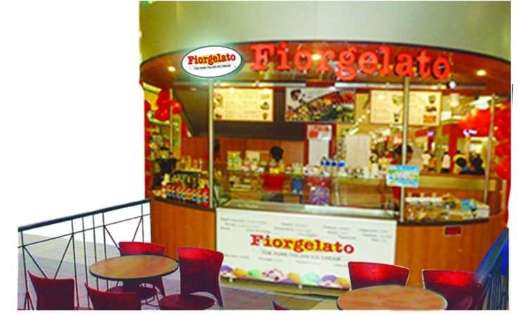 fiorgelato counter