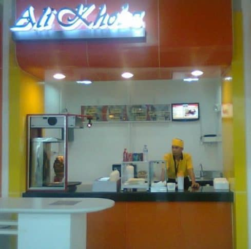 Ali Khobz Shawarma Kiosk