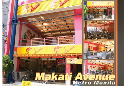 andoks litson Andok's a pioneer in this industry, it is primarily engaged in the business of selling litson manok (roasted chicken) over time, andok's had evolved and.