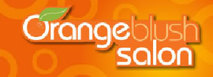 orange-blush-salon-logo