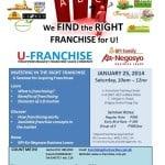 Franchise Seminar January 2014
