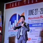 Celebrity Entrepreneur RJ Ledesma gives tips on vision setting on the road to entrepreneurship