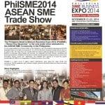 Philippine SME Business Expo 2014