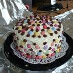 P1020612 Homemade birthday cake