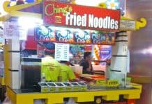 Chings fried noodles franchise