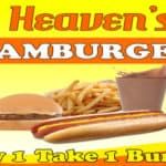 Heavens Hamburger