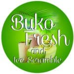 Buko Fresh & Ice Scramble