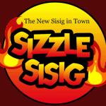 Sizzle Sisig Logo
