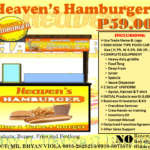 heaven's hamburger ads 2