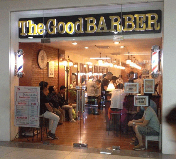 The Good Barber Franchise