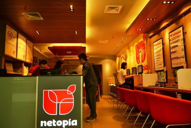 Netopia The Internet Cafe