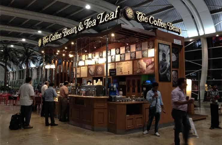 Coffee Bean Franchise