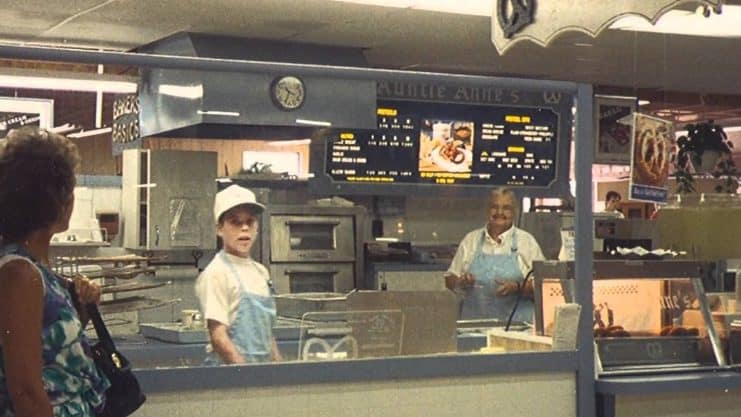 Auntie Anne's Franchise