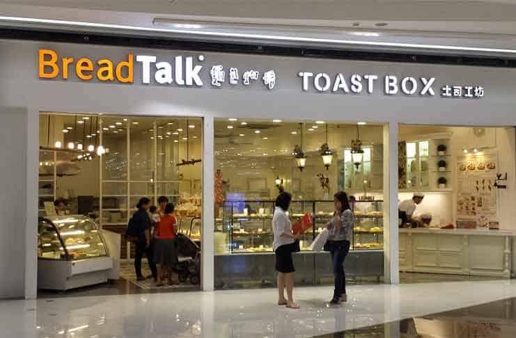 BreadTalk Franchise
