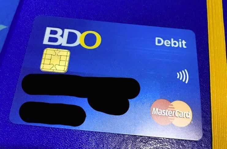 BDO Credit Card