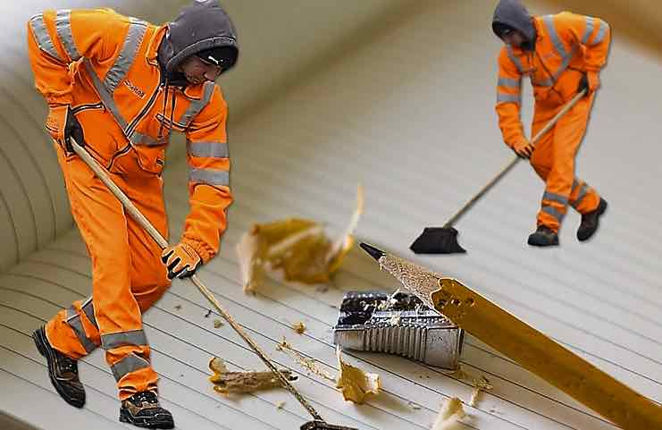 Outsourcing Janitorial Services