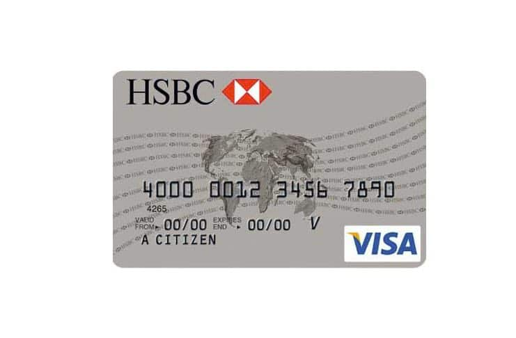 HSBC Debit Card