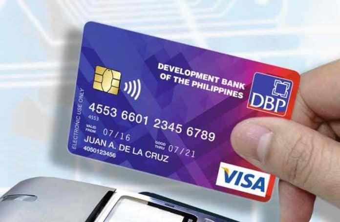 DBP credit card