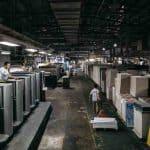 Online printing service