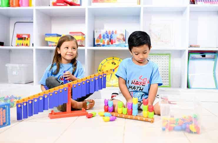 Singapore math franchise