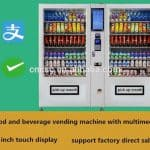 food and drinks vending machine