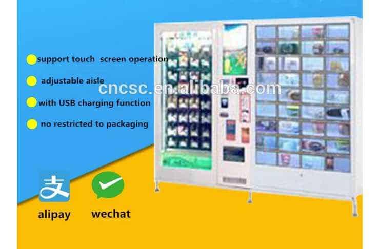 multi function vending machine