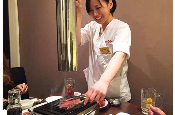Yakiniku great franchise