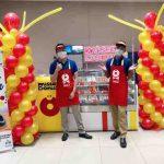 Mister Donut Metro gaisano Alabang_Regular package_indoor kiosk