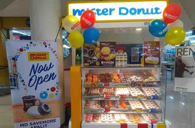 mister donut business
