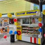 Mister Donut booth franchise