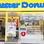 Mister donut franchise store
