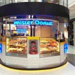 Mister donut mall store