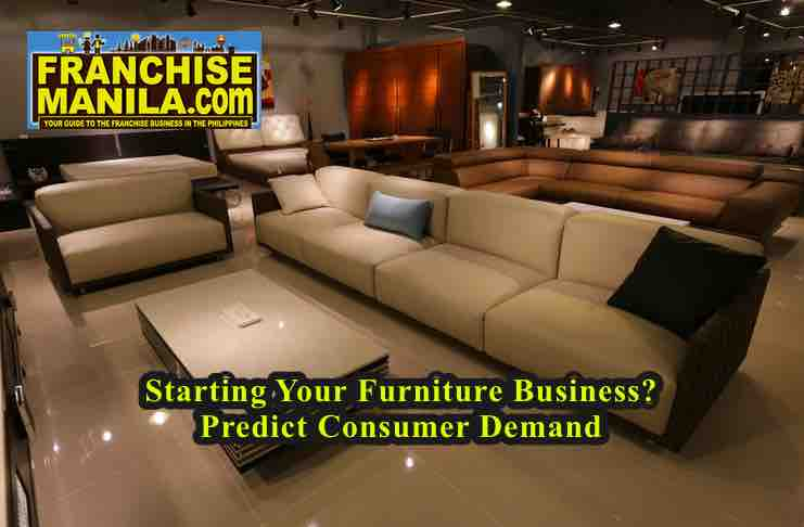 Tips for Starting a Furniture Business