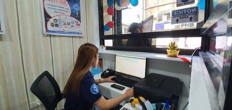 payment center business philippines