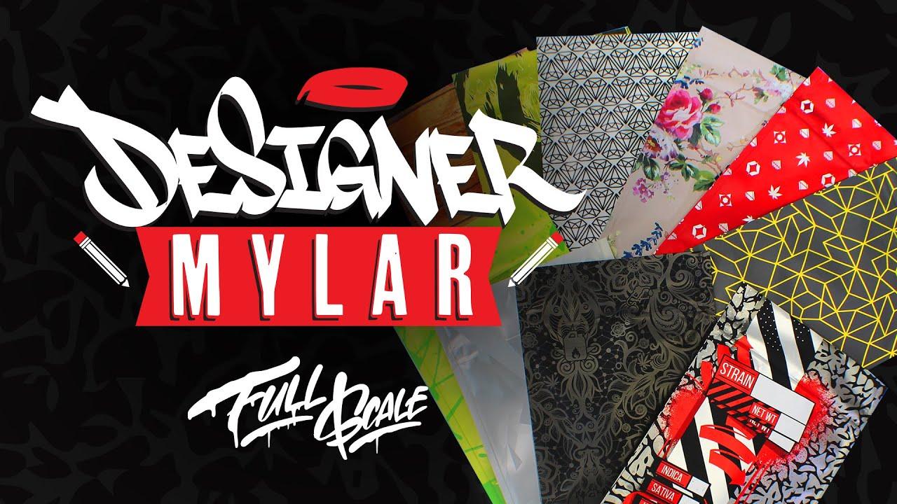 Custom Mylar Packaging