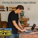 starting an interior design business