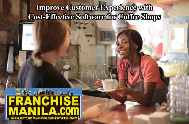 POS for coffee shops