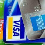 history of credit card shopping